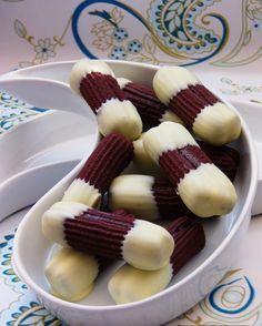 RIGOLETO – Odličan recept za one koji vole sitne kolačiće sa kakaom i čokoladom. Kolačići mog dragog. ~ Najbolja kuhinja