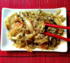 Mommy Loses It: Quick Daniel Fast Recipe - Asian Style