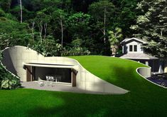 Baldwin O'Bryan , are experienced in building underground houses. Designed for energy efficiency and eco friendly system underground houses across Australia.