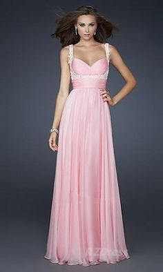 really pretty. I love to dress up...long evening dresses are one of my faves.