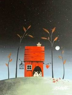 Gary Walton original 'House of Love'
