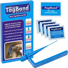 Amazon.com : Micro TagBand Skin Tag Remover Device for Small to Medium Skin Tags : Beauty