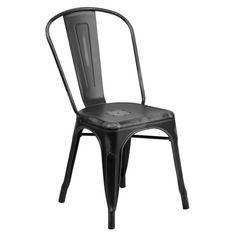 "Flash Furniture 33.5"" Side Chair | Wayfair"