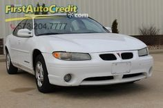 Check out this 2001 Pontiac Grand Prix SE in White from First Auto Credit in , MO 63755. It has an automatic transmission. Engine is 3.1L V6. Call Customer Service at 573-204-7777 today!