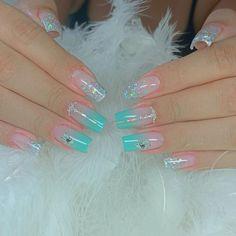 Beauty Nails, Hair Beauty, Basic Nails, Bride Nails, Baby Boomer, Best Acrylic Nails, Nailart, Nail Inspo, Long Nails