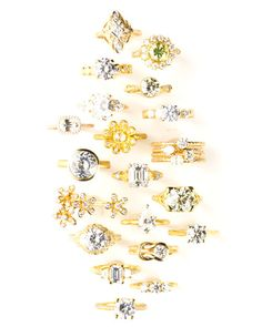 20 reasons to consider yellow gold for your engagement ring