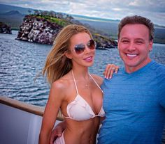 Lisa Hochstein sells home featured in Real Housewives Of Miami; vacations in Galápagos Islands with Lenny - Photos!