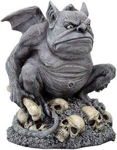 Gargoyle Demon Statue