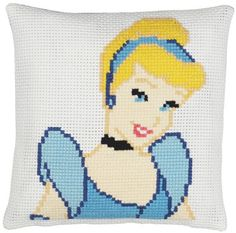 Cinderella Big stitch counted cross stitch kit