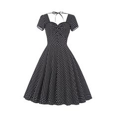 Women's Halter Vintage 1950s Party Swing Cotton Dresses Grid Pattern... (665 RUB) ❤ liked on Polyvore featuring dresses, halter-neck tops, vintage day dress, vintage dresses, halter-neck dress and halter dress
