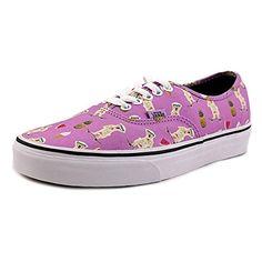 e08cdf6590 Vans Authentic Women US 9 Purple Skate Shoe -- For more information