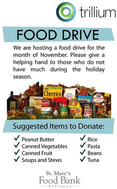 fun leasing ideas trillium residents give back this holiday season