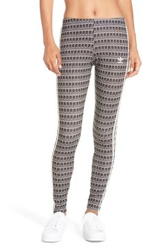 adidas Originals 'Pavao' Leggings available at #Nordstrom