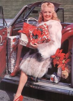 Merry Christmas~Betty Gable,,she's one of my old time  favorite actresses