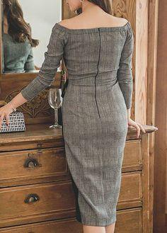 Slit Design Zipper Closure Patchwork Dress on sale only US$31.11 now, buy cheap Slit Design Zipper Closure Patchwork Dress at lulugal.com