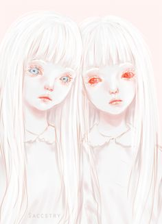 Gemini Snow White and Rose Red