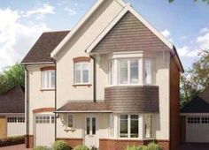 Thumbnail 4 bed detached house for sale in King's Reach, Castle View Road, Slough New Builds, Detached House, Castle, New Homes, Cabin, Mansions, House Styles, Building, Outdoor Decor