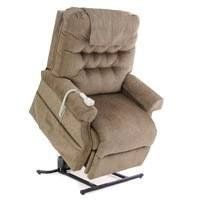 Pride Lift Chair Heritage Collection - Wheat - LC358XL by Pride Mobility. $1.14. Pride GL-358 Gentle Line Lift Chair Comfort and style complement one another perfectly in the Pride GL-358 Gentle Line - 3 Position, Extra Large Lift