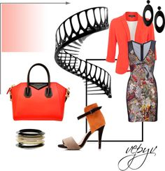 """La scala"" by azaviki on Polyvore"