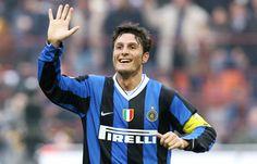 Javier Zanetti, Inter