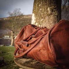Duffle in Vintage Brown