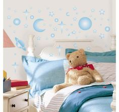 headboard wall decal | 18 Photos of the Awesome Headboard Wall Decal