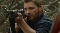 """Mike Vogel as """"Barbie,"""" Under the Dome (CBS)"""
