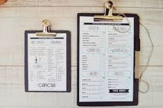 IDEAS CARTAS DE RESTAURANTES - Buscar con Google