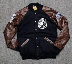 Billionaire boys club baseball jacket