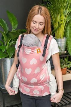 Tula Love Cotton Candy TULA BABY CARRIER