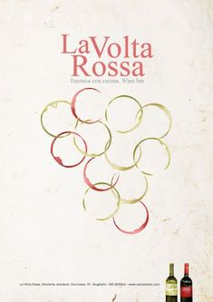 La Volta Rossa, Wine Bar #advertisement