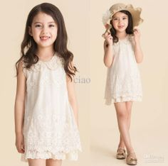 Cute Lace Dresses For Girls