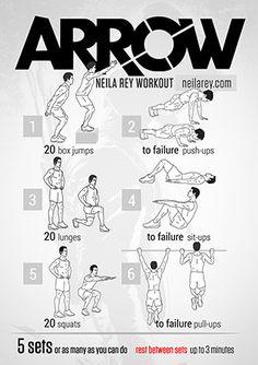 Arrow Workout