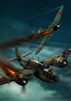 For comic book lovers a forum for discussion with like-minded people and contact … - Aircraft design Ww2 Aircraft, Fighter Aircraft, Military Aircraft, Fighter Jets, Military Art, Military History, War Thunder, Aircraft Painting, Airplane Art