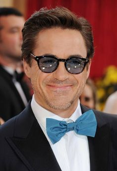 057ef638f7 Robert Downey Jr. was seen at the 82nd Annual Academy Awards wearing Oliver  Peoples Sheldrake