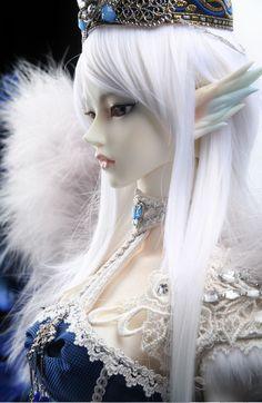 soom Clozel - Vala of Agony bjd / sd doll ai dod send birth certificate doll-Taobao