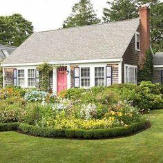 Front Yard Landscape Design | DesignArtHouse.com - Home Art, Design, Ideas and Photos