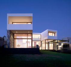 Donoso – Smith House by EMa arquitectos + Raimundo Salgado - in Santiago, Chile.