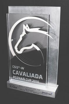 Puchary wędkarskie, trofea, statuetki szklane, medale okolicznościowe, dyplomy sportowe - PODIUM Poznań
