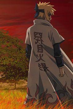 96 Best Minato Namikaze Yandaime Hokage Images Anime Naruto