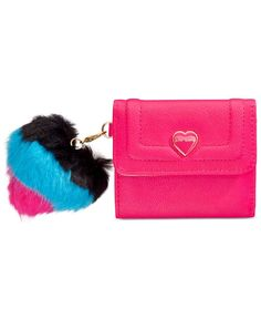 Betsey Johnson xox Trolls French Wallet, Only at Macy's