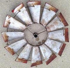 metal windmill wall art - Bing Images