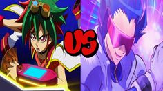 The King of Games Tournament Semifinal: Yuya vs Bruno (YGOPro) Neon Signs, King, Games, Videos, Character, Gaming, Plays, Lettering, Game