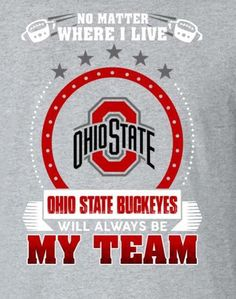 . I live in Scottsdale AZ. Ohio State Buckeyes is my team