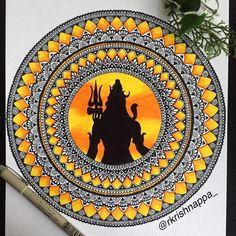 tattoo - mandala - art - design - line - henna - hand - back - sketch - doodle - girl - tat - tats - ink - inked - buddha - spirit - rose - symetric - etnic - inspired - design - sketch Mandala Art Lesson, Mandala Artwork, Mandala Painting, Buddha Painting, Art Drawings Beautiful, Cool Art Drawings, Art Drawings Sketches, Doodle Art Drawing, Mandalas Drawing