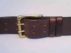 A great 2 inch #leather #jean #belt from bucklemybelt.com. #Quality 100% #Italian #full #grain leather used in the manufacturing of all our #belts. Choose from a wide range of colours including #black, #brown and #tan and have the perfect belt #handmade to #measure. Just supply your #external #waist #size when ordering.