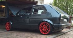 VW Golf GTI Mk1 With 600 Horses Can Be Yours For €19,000 #Classics #Hot_Hatch