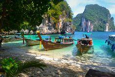 Paradise Island in Krabi (Koh Lao Lading)