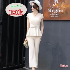 Peplum Dress, Peplum Tops, Classic Suit, Up Girl, Simple Dresses, Fashion Outfits, Womens Fashion, Suits For Women, Look