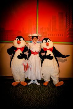 Mary Poppins and Penguins | Flickr - Photo Sharing!